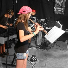 Concierto de SESI Band
