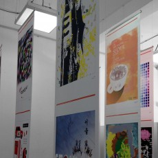 Exposición de la Asociación de Diseñadoras Gráficas de Corea