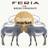 Feria de Diseño Emergente Quinta Market