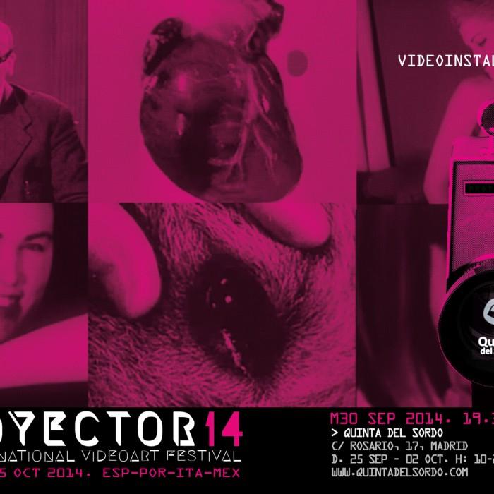 Festival De Video Arte Proyector