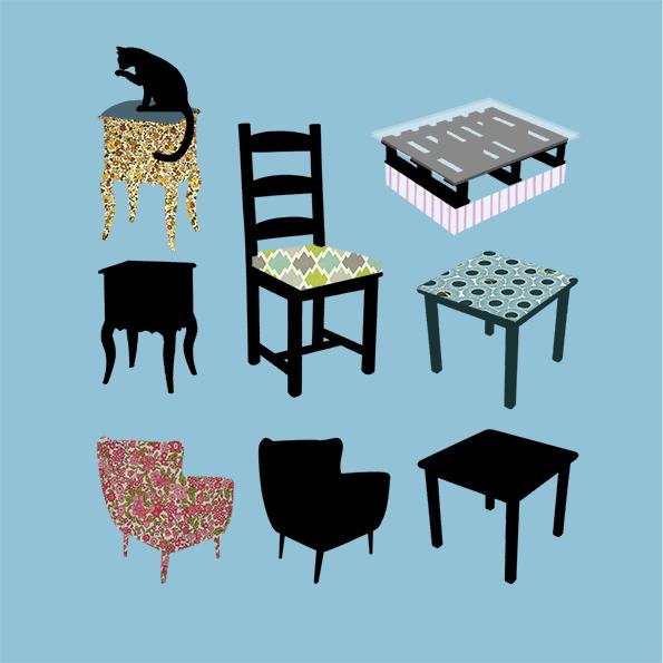 Taller intensivo de tapicería y reutilización de muebles