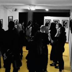 Exposición de Luis Azevedo en la Semana Gótica de Madrid