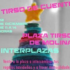 TIRSO DE CUENTO. Jornada de actividades infantiles en el barrio.