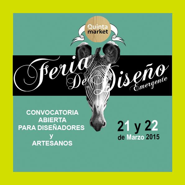 Convocatoria abierta Feria Quinta Market V edición