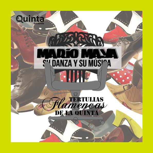 Tertulias Flamencas: Mario Maya creador