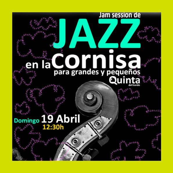 Jazz en la Cornisa Abril