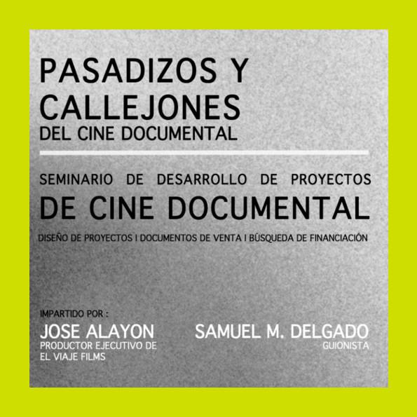 Seminario Proyectos de Cine Documental