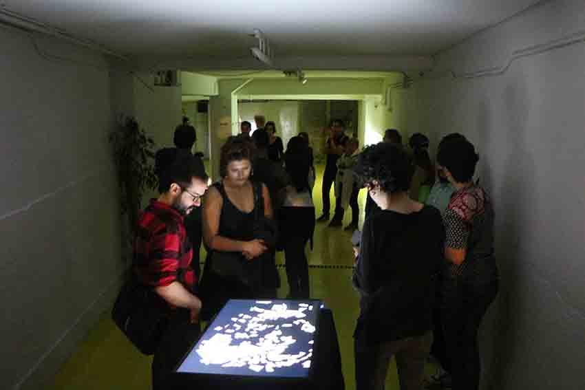 Proyector_Video_Arte_Quinta_del_Sordo