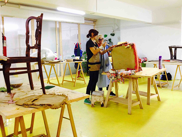 Taller de tapicer a y transformaci n de muebles quinta - Talleres de tapiceria ...