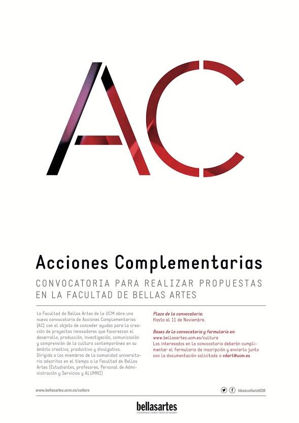 cartel AC2016