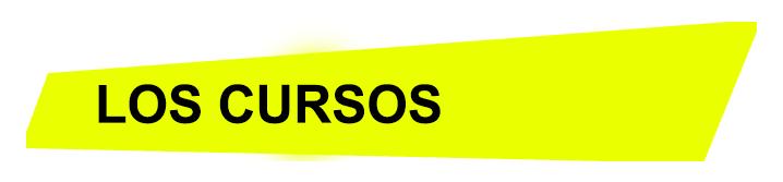 LOS CURSOS