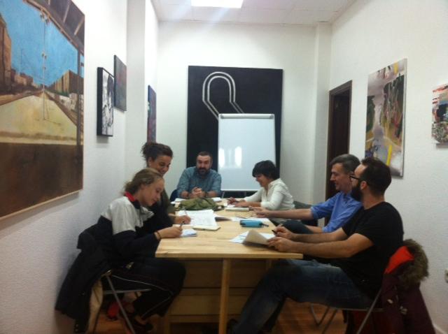 taller escritura creativa quinta